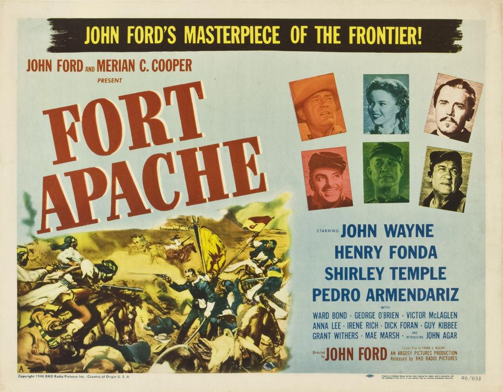 FortApache1948-john wayne- western