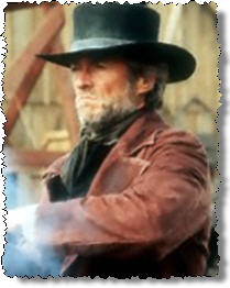 Clint Eastwood in Pale Rider
