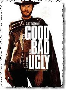 Good bad ugly poster