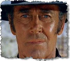 henry Fonda once upon a time in west