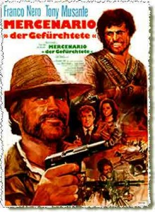 mercenario spaghetti west