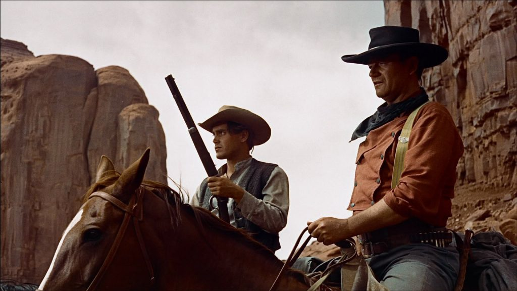 the searchers john wayne western