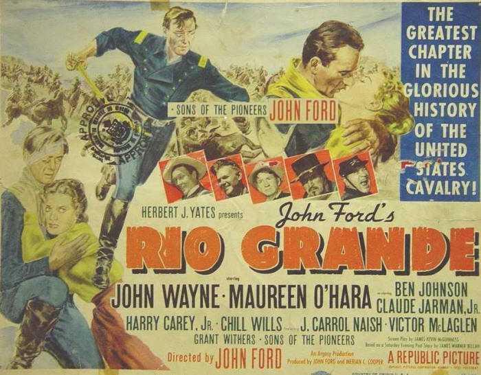 1950 Rio Grande - Ford